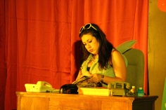 Performance of CSI Neverland, TACT, Tamaqua Community Arts Center, Tamaqua, 10-17-2015 (52)
