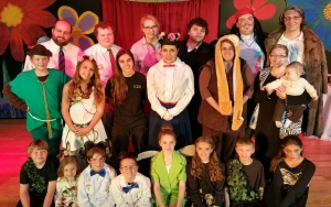 Performance of CSI Neverland, TACT, Tamaqua Community Arts Center, Tamaqua, 10-17-2015 (6)