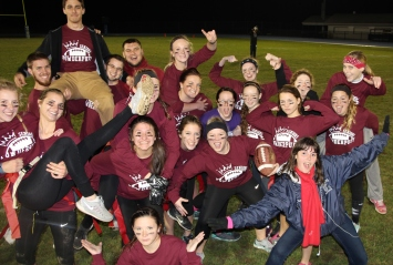 Powder Puff Football Game, benefited Toys For Tots, Sports Stadium, Tamaqua, 11-11-2015 (22)