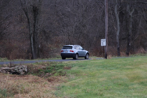 Power Lines Over Vehicle, Shady Lane, Walker Township, 11-13-2015 (4)