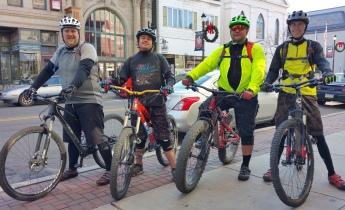 Pre Turkey Day Ride, via DnA Bikes, Tamaqua, 11-25-2015, via Facebook (2)