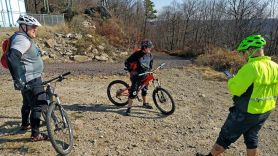 Pre Turkey Day Ride, via DnA Bikes, Tamaqua, 11-25-2015, via Facebook (7)