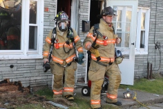 Row Home Fire, 200 block of West Sherman Street, McAdoo, 11-25-2015 (39)