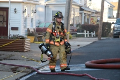 Row Home Fire, 200 block of West Sherman Street, McAdoo, 11-25-2015 (41)