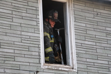 Row Home Fire, 200 block of West Sherman Street, McAdoo, 11-25-2015 (46)