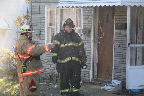 Row Home Fire, 200 block of West Sherman Street, McAdoo, 11-25-2015 (50)