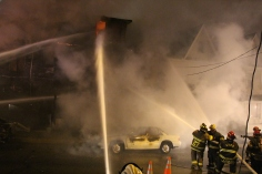 Row Home Fire, Blaze, 100 Block of Orwigsburg Street, Tamaqua, 11-21-2015 (101)