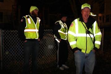 Row Home Fire, Blaze, 100 Block of Orwigsburg Street, Tamaqua, 11-21-2015 (208)