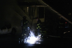 Row Home Fire, Blaze, 100 Block of Orwigsburg Street, Tamaqua, 11-21-2015 (79)