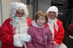 Santa Gathering, after Parade, Frank Fabrizio's House, in Brockton, 11-28-2015 (41)