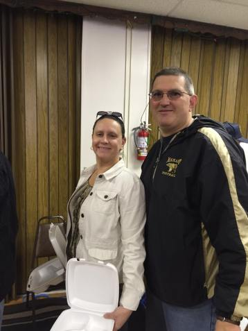 Schuylkill Knights of Columbus Delivers Food, 11-26-2015, from Wendy Seigenfuse (12)