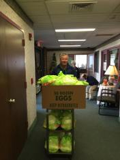 Schuylkill Knights of Columbus Delivers Food, 11-26-2015, from Wendy Seigenfuse (4)