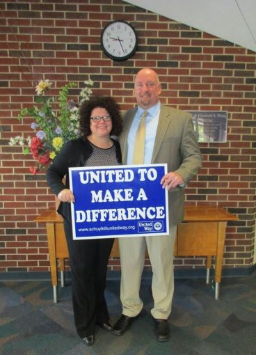 Schuylkill United Way Breakfast, Penn State Campus, Schuylkill Haven, 11-20-2015 (10)