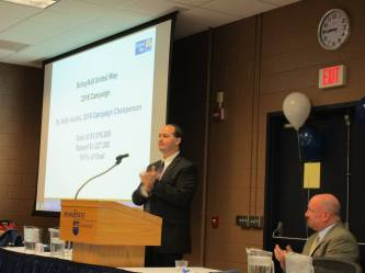 Schuylkill United Way Breakfast, Penn State Campus, Schuylkill Haven, 11-20-2015 (18)