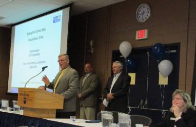 Schuylkill United Way Breakfast, Penn State Campus, Schuylkill Haven, 11-20-2015 (19)