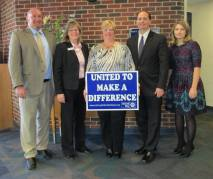Schuylkill United Way Breakfast, Penn State Campus, Schuylkill Haven, 11-20-2015 (7)