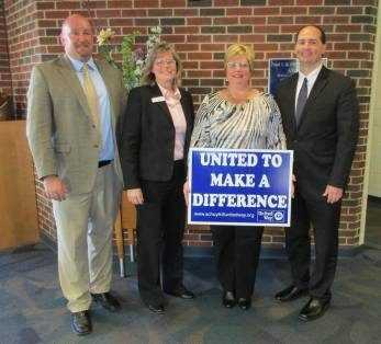 Schuylkill United Way Breakfast, Penn State Campus, Schuylkill Haven, 11-20-2015 (9)
