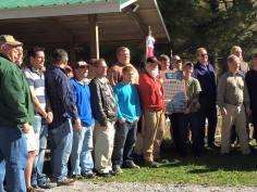 Scout Reunion, 777, Owl Creek Reservoir, Tamaqua, 10-11-2015, from Julie DeAngelo (9)