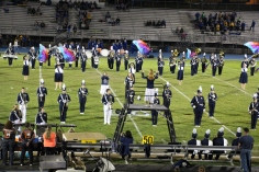 Senior Recognition Night, Raider Band, Cheerleader s Sports Stadium, Tamaqua, 11-6-2015 (274)