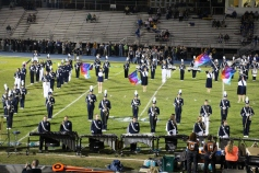 Senior Recognition Night, Raider Band, Cheerleader s Sports Stadium, Tamaqua, 11-6-2015 (275)