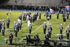 Senior Recognition Night, Raider Band, Cheerleader s Sports Stadium, Tamaqua, 11-6-2015 (276)