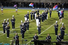 Senior Recognition Night, Raider Band, Cheerleader s Sports Stadium, Tamaqua, 11-6-2015 (278)