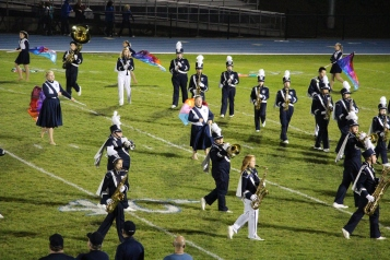 Senior Recognition Night, Raider Band, Cheerleader s Sports Stadium, Tamaqua, 11-6-2015 (282)