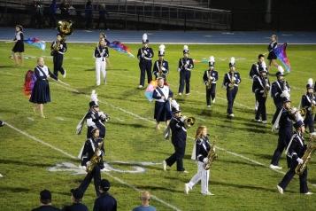 Senior Recognition Night, Raider Band, Cheerleader s Sports Stadium, Tamaqua, 11-6-2015 (282)