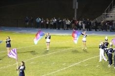 Senior Recognition Night, Raider Band, Cheerleader s Sports Stadium, Tamaqua, 11-6-2015 (285)