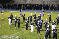 Senior Recognition Night, Raider Band, Cheerleader s Sports Stadium, Tamaqua, 11-6-2015 (286)
