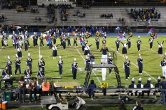 Senior Recognition Night, Raider Band, Cheerleader s Sports Stadium, Tamaqua, 11-6-2015 (288)