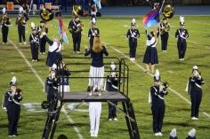 Senior Recognition Night, Raider Band, Cheerleader s Sports Stadium, Tamaqua, 11-6-2015 (290)