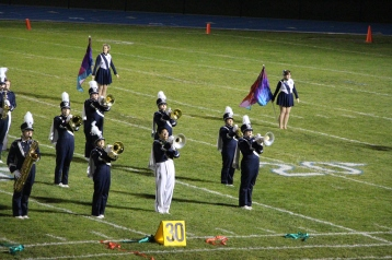 Senior Recognition Night, Raider Band, Cheerleader s Sports Stadium, Tamaqua, 11-6-2015 (292)