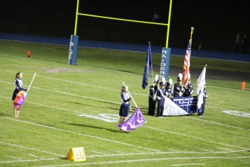 Senior Recognition Night, Raider Band, Cheerleader s Sports Stadium, Tamaqua, 11-6-2015 (293)