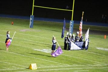 Senior Recognition Night, Raider Band, Cheerleader s Sports Stadium, Tamaqua, 11-6-2015 (293)