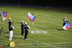 Senior Recognition Night, Raider Band, Cheerleader s Sports Stadium, Tamaqua, 11-6-2015 (295)