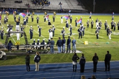 Senior Recognition Night, Raider Band, Cheerleader s Sports Stadium, Tamaqua, 11-6-2015 (296)