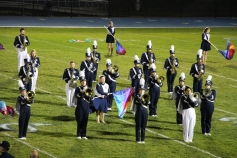 Senior Recognition Night, Raider Band, Cheerleader s Sports Stadium, Tamaqua, 11-6-2015 (298)