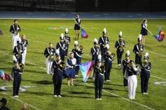 Senior Recognition Night, Raider Band, Cheerleader s Sports Stadium, Tamaqua, 11-6-2015 (298)