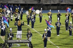 Senior Recognition Night, Raider Band, Cheerleader s Sports Stadium, Tamaqua, 11-6-2015 (300)