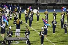 Senior Recognition Night, Raider Band, Cheerleader s Sports Stadium, Tamaqua, 11-6-2015 (300)