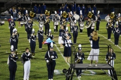 Senior Recognition Night, Raider Band, Cheerleader s Sports Stadium, Tamaqua, 11-6-2015 (301)