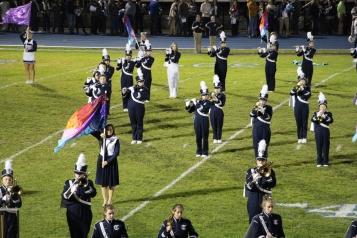 Senior Recognition Night, Raider Band, Cheerleader s Sports Stadium, Tamaqua, 11-6-2015 (304)
