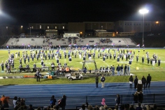 Senior Recognition Night, Raider Band, Cheerleader s Sports Stadium, Tamaqua, 11-6-2015 (306)
