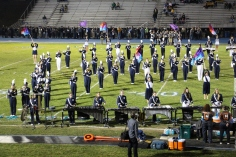 Senior Recognition Night, Raider Band, Cheerleader s Sports Stadium, Tamaqua, 11-6-2015 (307)