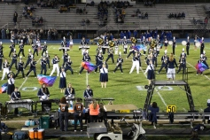 Senior Recognition Night, Raider Band, Cheerleader s Sports Stadium, Tamaqua, 11-6-2015 (308)