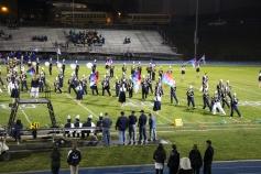 Senior Recognition Night, Raider Band, Cheerleader s Sports Stadium, Tamaqua, 11-6-2015 (309)