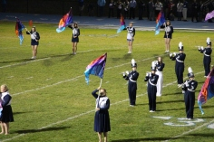 Senior Recognition Night, Raider Band, Cheerleader s Sports Stadium, Tamaqua, 11-6-2015 (312)