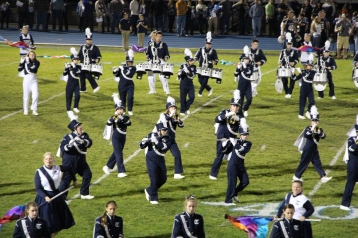 Senior Recognition Night, Raider Band, Cheerleader s Sports Stadium, Tamaqua, 11-6-2015 (314)