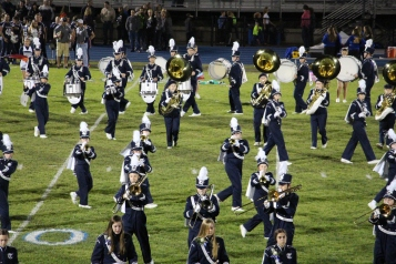 Senior Recognition Night, Raider Band, Cheerleader s Sports Stadium, Tamaqua, 11-6-2015 (315)
